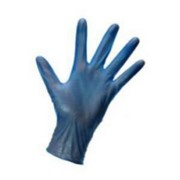 Vinyl Gloves Powder Free (Blue)