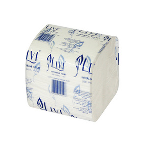 Toilet Paper | LIVI Interleaved 1 ply