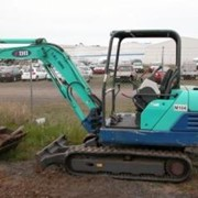 Used IHI 35n 3.5t Mini Excavator