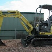 Used Vio27 3.0t Mini Excavator Zero Swing