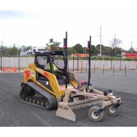 Level Best Pl72d Laser Grader Attachment