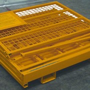 Forklift Safety Cage | Collapsible or Folding Work Platform