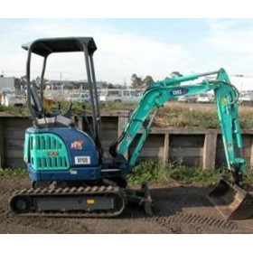 Used IHI 15nx 1.5t mini excavator