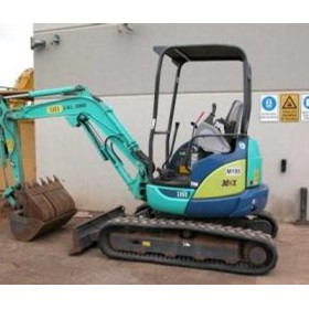 Used IHI 30vx 3.0t mini excavator