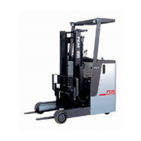 TCM Battery Electric Forklifts  reach truck