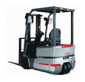TCM Battery Electric Forklifts  3 wheel