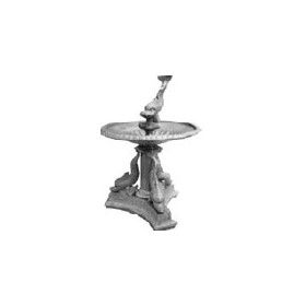 Outdoor Fountains & Birdbaths