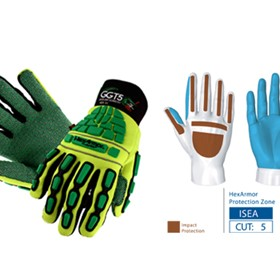 Safety Gloves - GATOR GRIP GGT5 - 4020