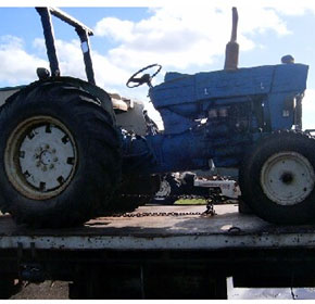 Used Tractors | Ford 4000