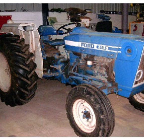 Used Tractors | Ford 4100
