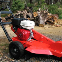 Honda Stump Grinder