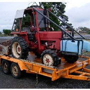 Used Tractors | International 284