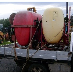 Used Farm Machinery | Boomsprays