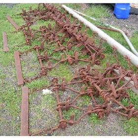 Used Farm Machinery | Grass Harrows