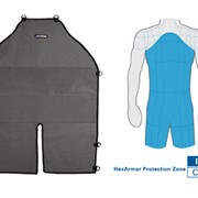 "HexArmor Protective Aprons - PROTECTIVE APRON 38"" - AP361"