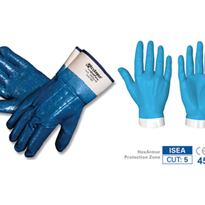 HexArmor Safety Gloves - TENX THREESIXTY - 7090