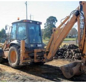CASE Backhoe Loader | 590SR