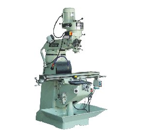 Turret Milling Machine - Titan TMT-2
