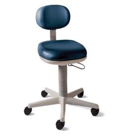 Air Lift Physician Hospital Stool - Midmark/Ritter 425