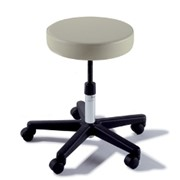 Manually Adjustable Hospital Stool - Midmark/Ritter 270