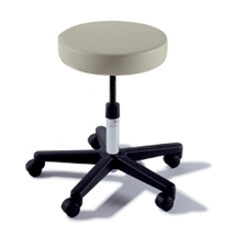 Manually Adjustable Stool - Midmark/Ritter 270