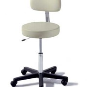 Air Lift Stool With Back - Midmark/Ritter 273