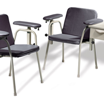 Basic Blood Drawing Chair - Midmark/Ritter 281