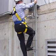 Ladder Safety System- Lad-Saf®