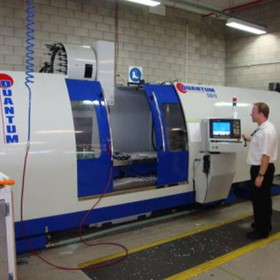 Vertical Machining Centre Quantum S