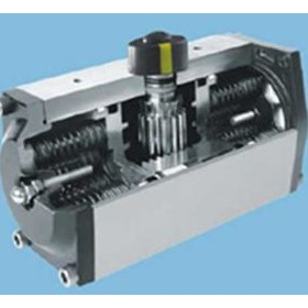 Aluminium Rack & Pinion Actuators