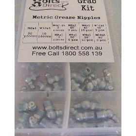 Grease Kit | 110 pieces