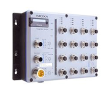Moxa EN50155 Industrial Ethernet Switches for Railway