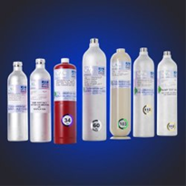 Calibration Cylinders for all Gas Detection Applications