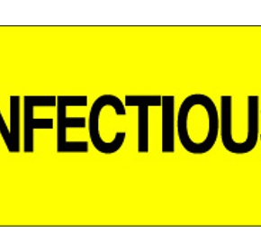Infectious Material Labels
