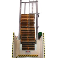 High Capacity Pallet Dispenser - SCOTT-120