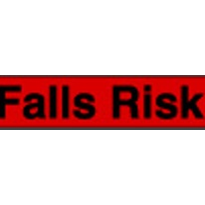 Falls Risk Labels