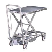 Stainless Steel Scissor Lifts