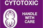 Medi Print Australia - Medical Alert Labels CYTOTOXIC Handle With Care