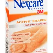 Active™ Wound Strips | Nexcare™
