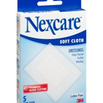 Soft Cloth Dressings | Nexcare™