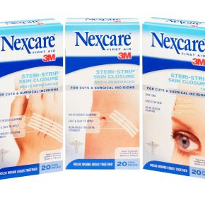 Skin Closure Dressings | Steri-Strip - Nexcare™