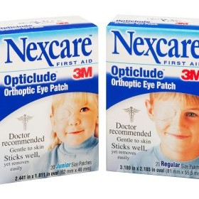 Orthoptic Eye Patches | Opticlude - Nexcare