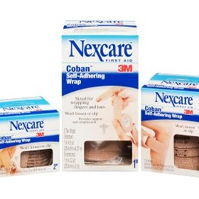 Self-Adherent Wrap | Coban - Nexcare™