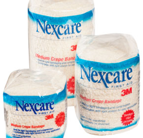Crepe Bandages | Nexcare™