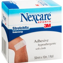 Stretchfix Soft Cloth Underwrap | Nexcare™