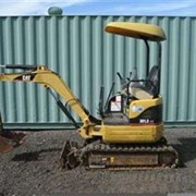 Mini Excavator | Caterpillar 301.5
