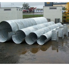 Culvert | Corrugated