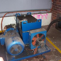 Used Hydraulic Power Pump | Hydac
