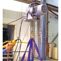 Portable Electric Hoist | Minifor 300Kg