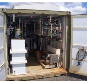 Used Containerised Desalination Plant